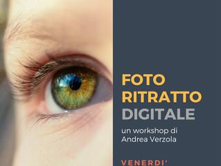 FotoRitrattoDigitale con Andrea Verzola