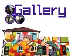 Hai mai pensato di esporre alla WakeHub Gallery?