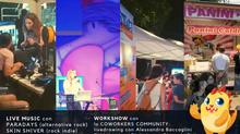WakeHub Night: notte di musica e workshow il 10 luglio