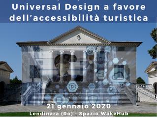I principi dello Universal Design a favore dell'accessibilità turistica