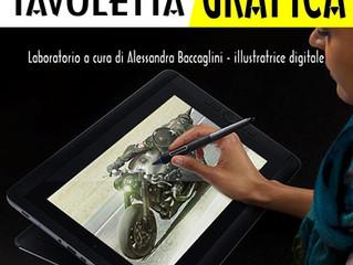 Disegnare con la Tavoletta Grafica