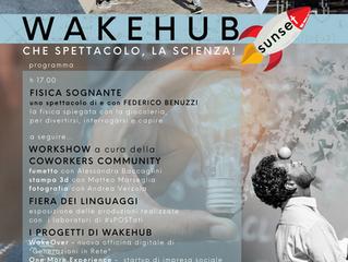 WakeHub Sunset