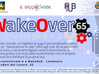 WakeOver65: il bricolage è 4.0