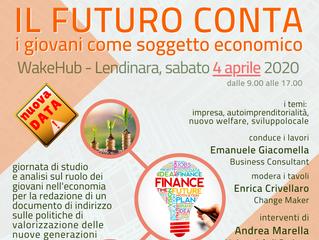 Il Futuro Conta: i Giovani come soggetto economico > nuova data
