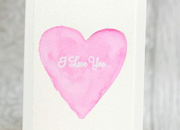 I Love You.  Original