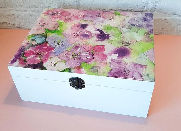 Colourful Hydrangea Box
