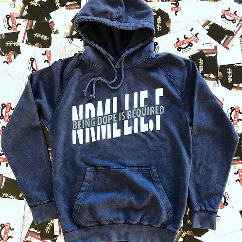 """NRML LIE.F """"DOPE"""" Hoodie"""