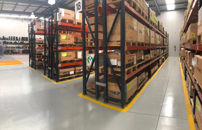 Almacen Logistico
