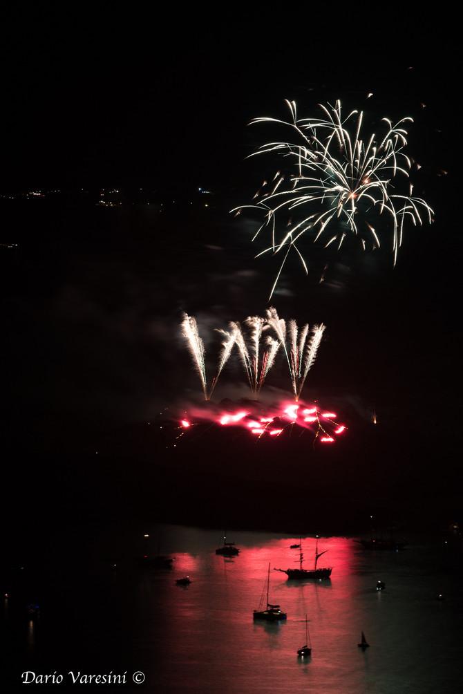 Vulcano Firework Festival