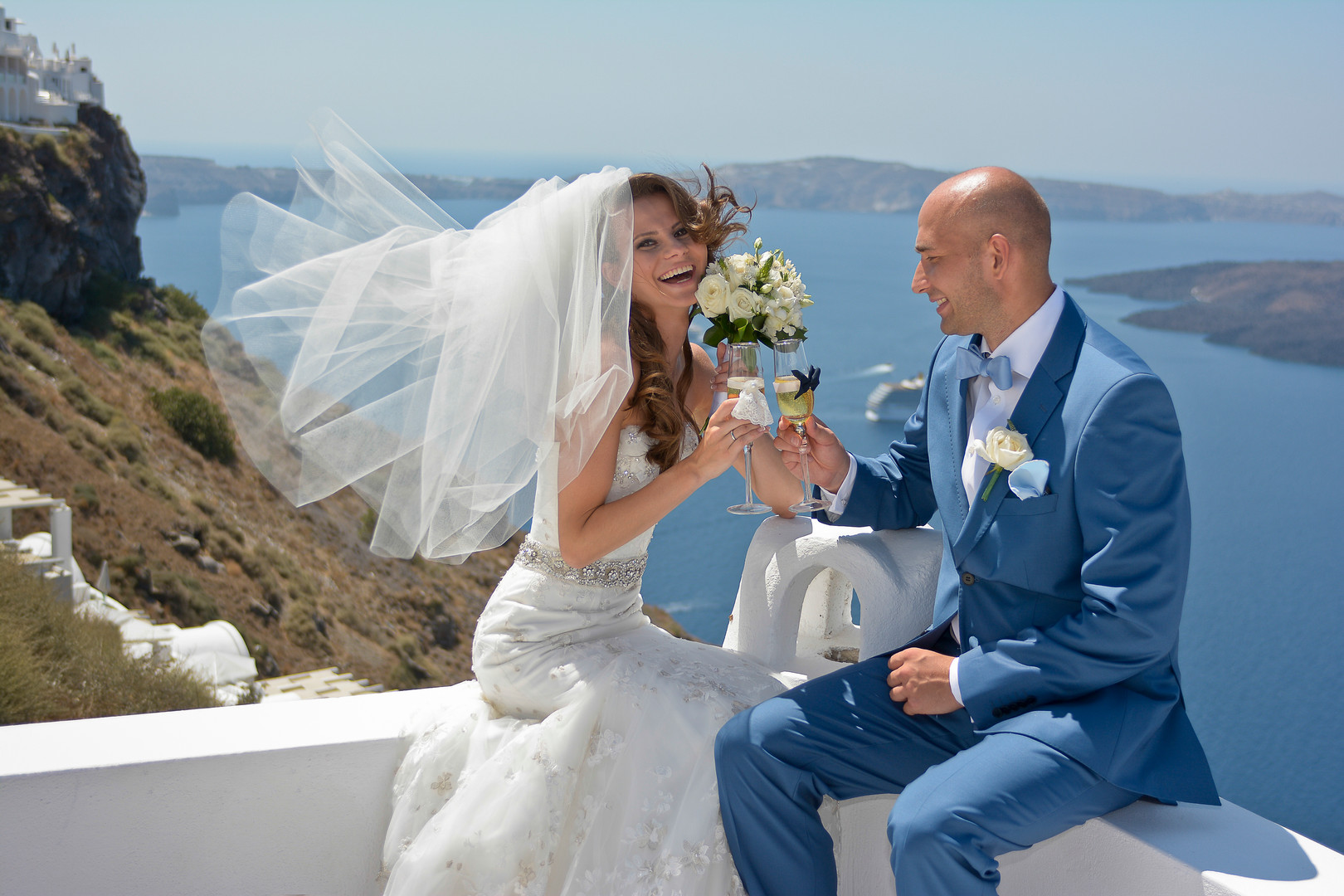 Weddings at Dana Villas