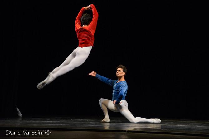 Ballet del Teatro Colón en Parque Centenario