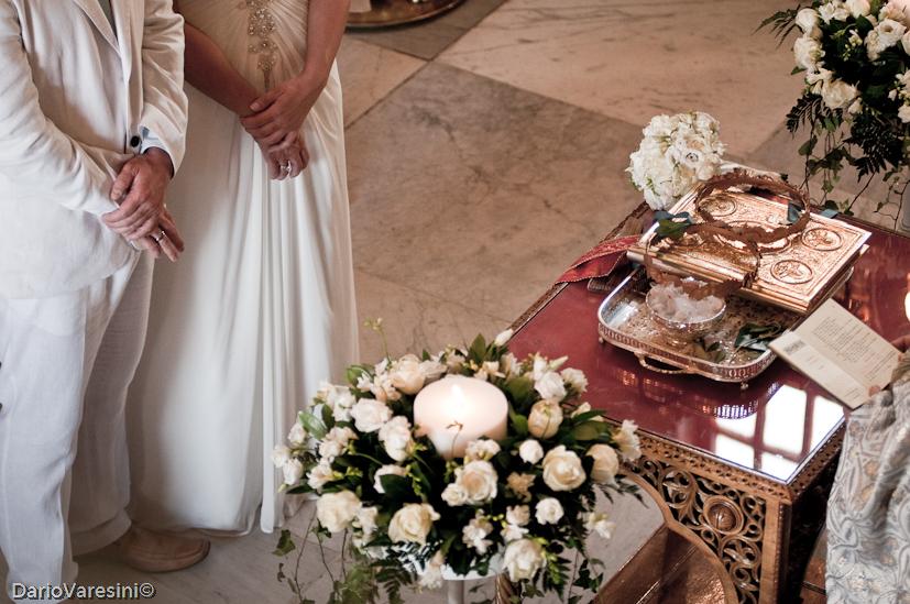 Wedding in Oia (Santorini)