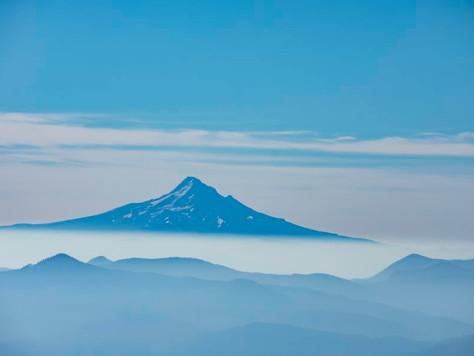 La sérénité de la montagne !