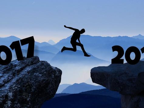 Je vous souhaite une belle année...