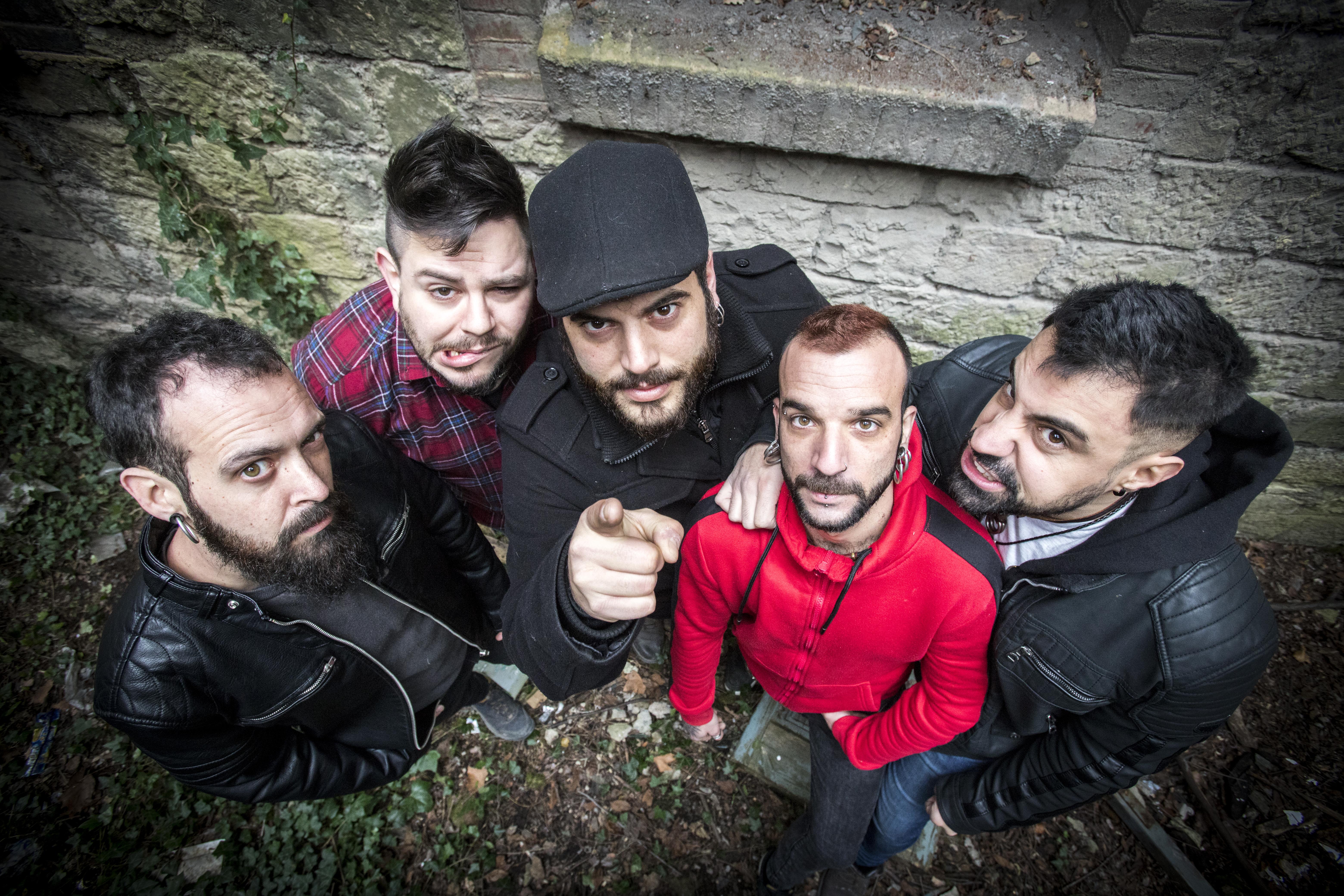 Ekko Rock nuevo disco mayo 2020