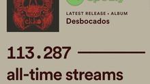 DESBOCADOS: 1 MES, + DE 100K