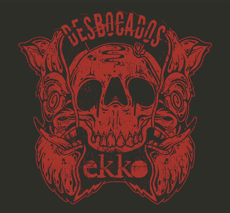 CD DESBOCADOS - EKKO