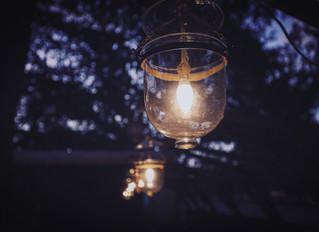 Bright Lights on Winter Nights