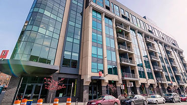 CMBS and mezzanine financing for Grand Rapids office condo project