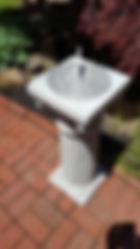 ANCR Sundial on pedestal