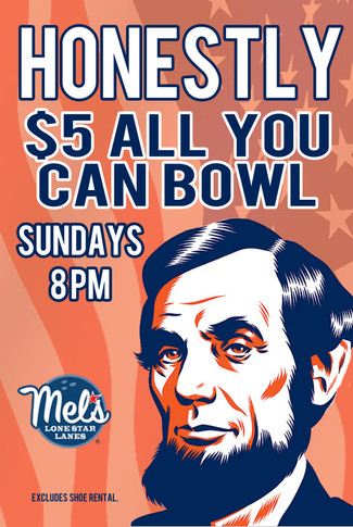 All You Can Bowl Poster