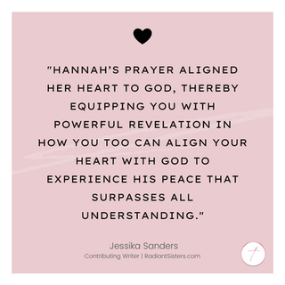 Prayer Analysis: How Hannah's Prayer Aligned Her Heart to God
