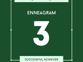Enneagram Threes