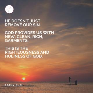 God's Mercy on Display