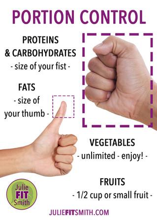 Understanding Portion Control