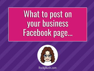 Ideas to Engage with your Customers on Facebook