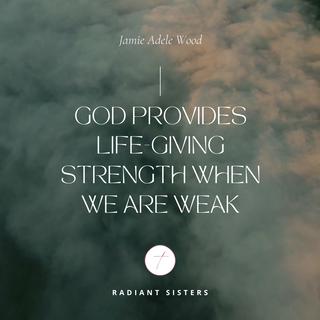 God of Life-giving Strength