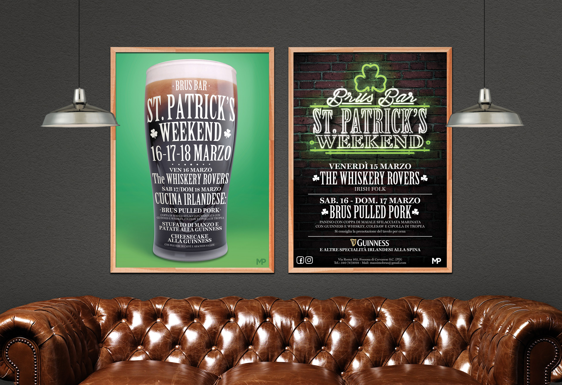 St Patrick's Weekend - MP Grafica
