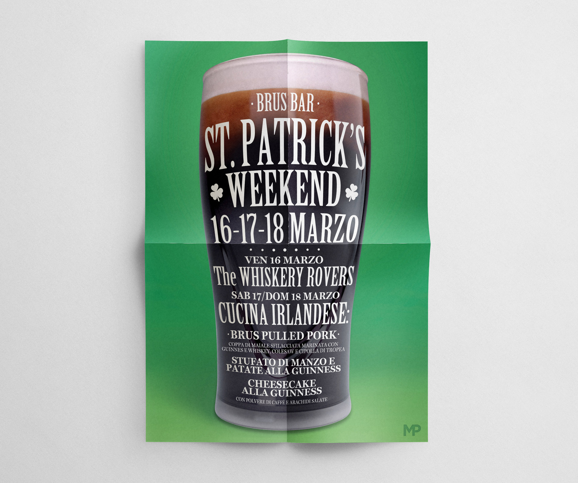 St Patrick's Weekend 2018 - MP Grafica