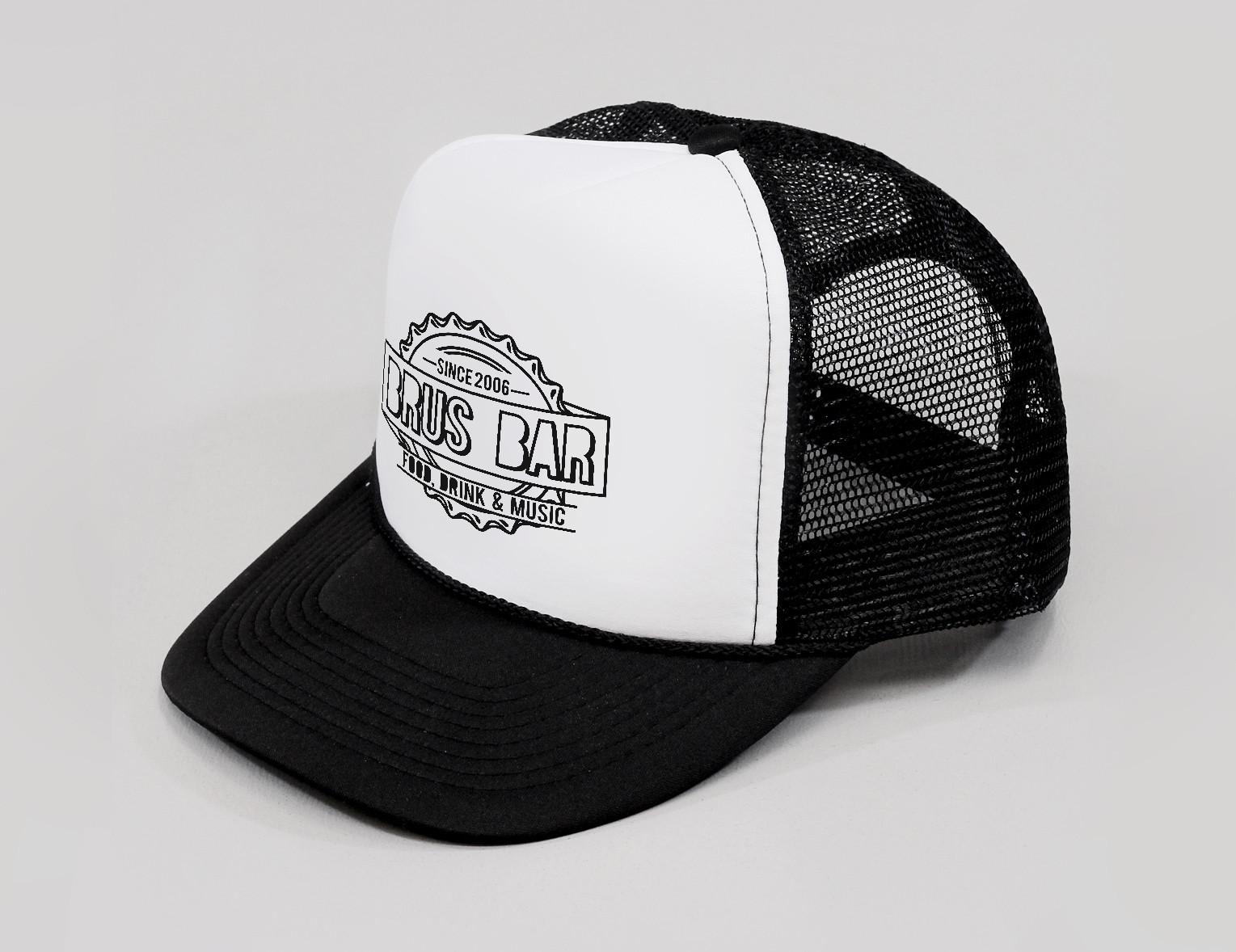 Brus Bar Trucker Hat - MP Grafica