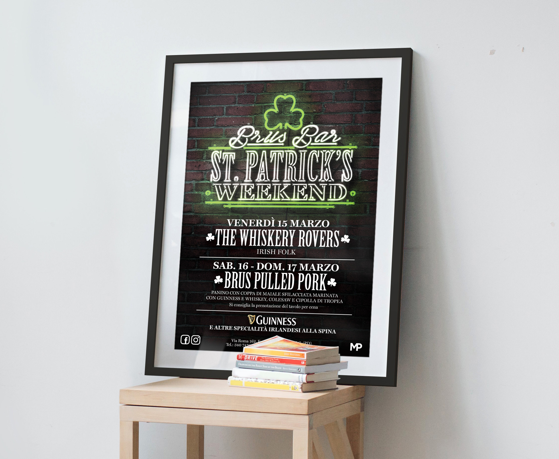 St Patrick's Weekend 2019 - MP Grafica