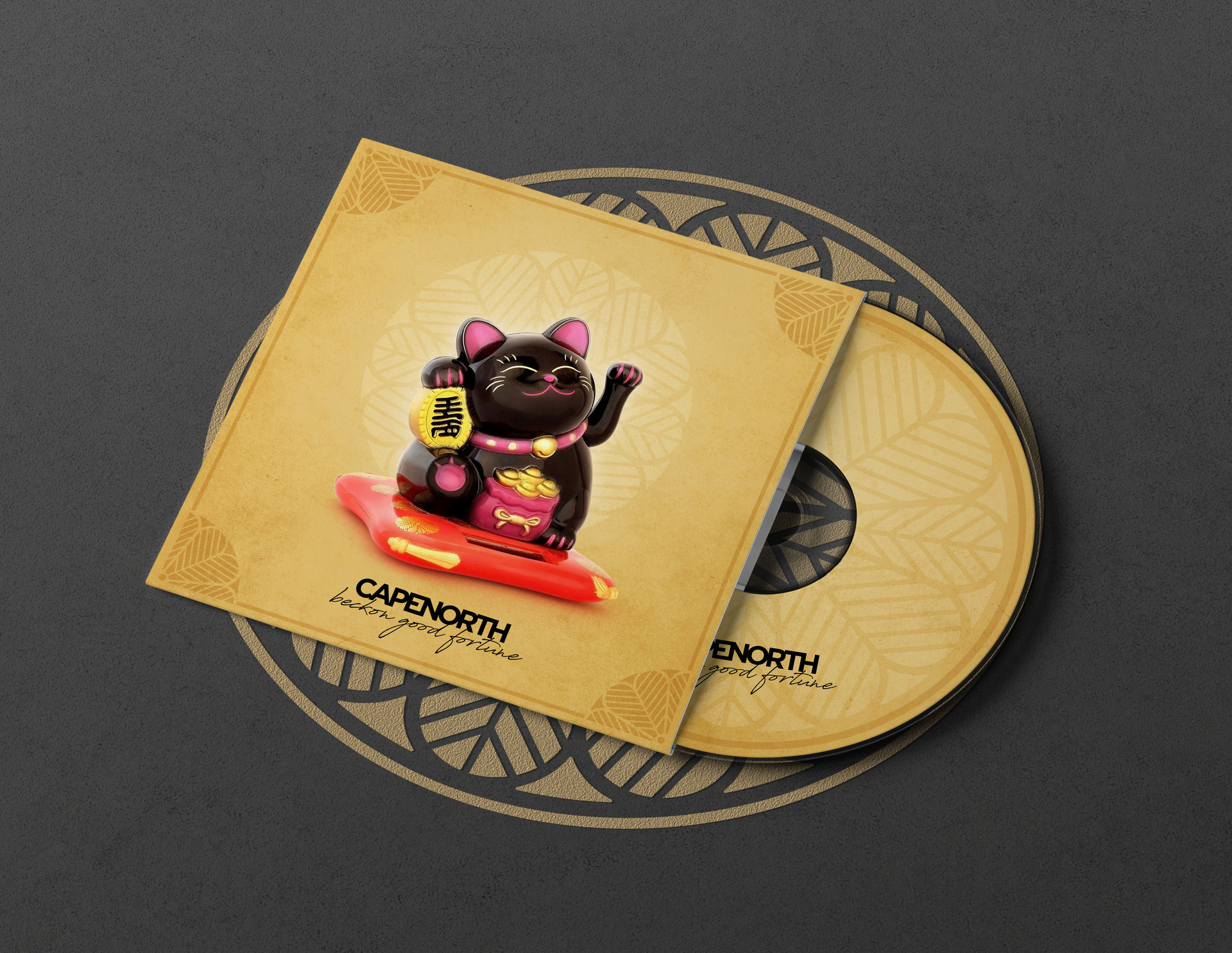 Beckon Good Fortune CD - MP Grafica