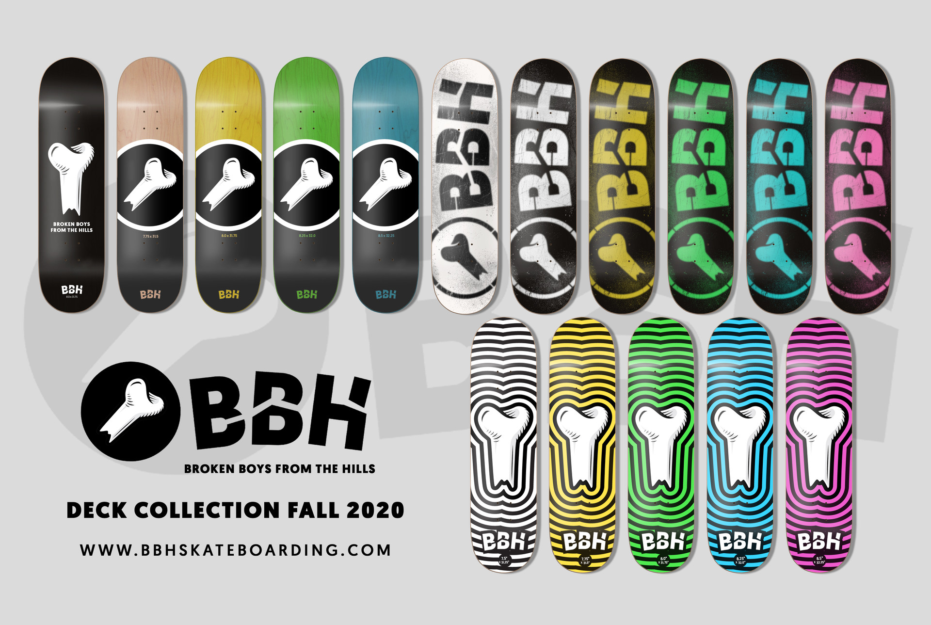 BBH Deck Collection Mockup - MP Grafica