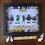 Thumbnail: Scrabble Superhero- Personalised 8x10in