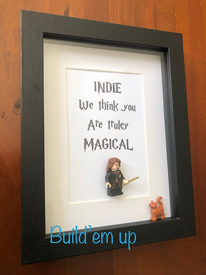 Magical - Personalised 6x8in