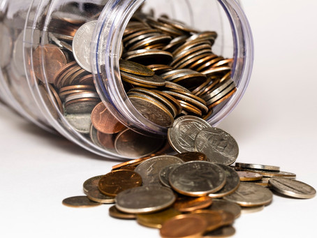 Saving Money in the Early Years of a Small Business
