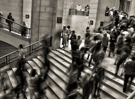 Changing Paths: Why it's So Scary to Leave One Business for Another
