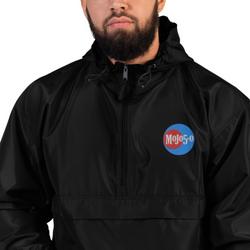 Mojo 5-0 Radio Logo Champion Packable Jacket