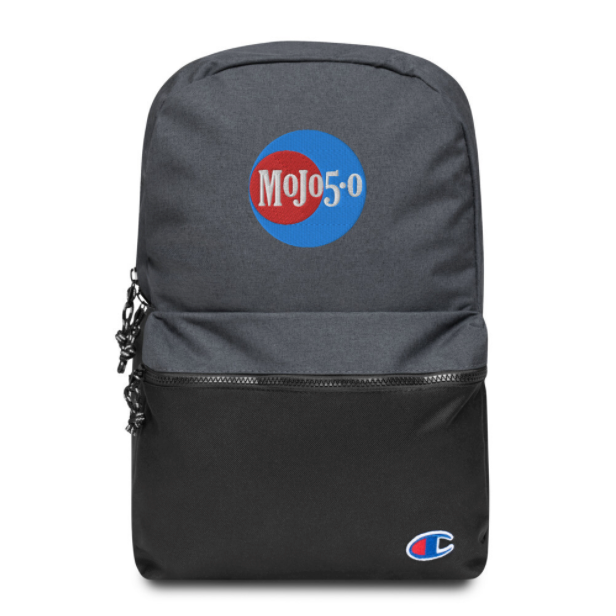 Mojo 5-0 Radio Logo Backpack