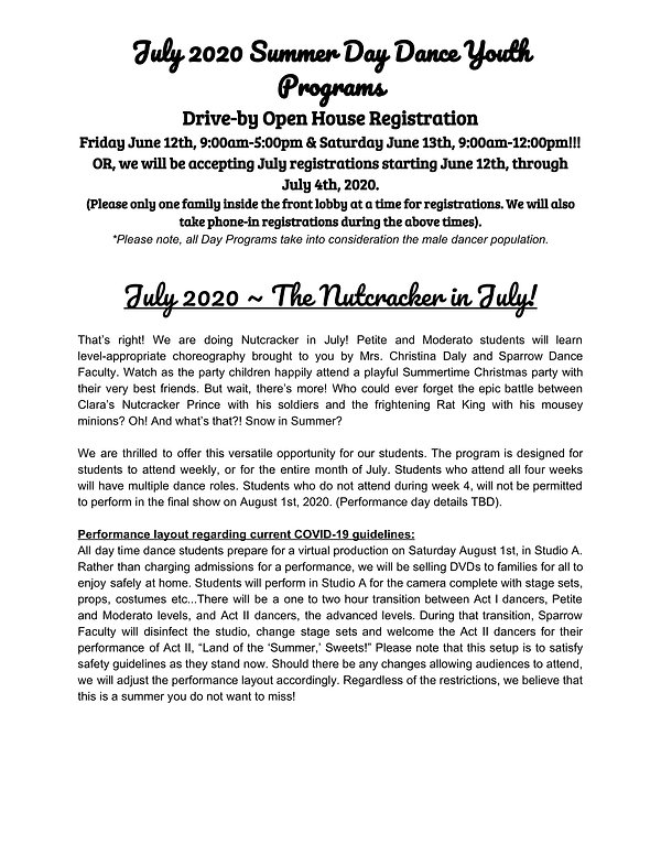 july_summer 2020 day dance youth program