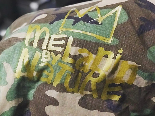 "Vintage ""Gold"" Melanin By Nature Camo"