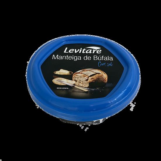 Manteiga de Búfala Com Sal - Levitare (180g)