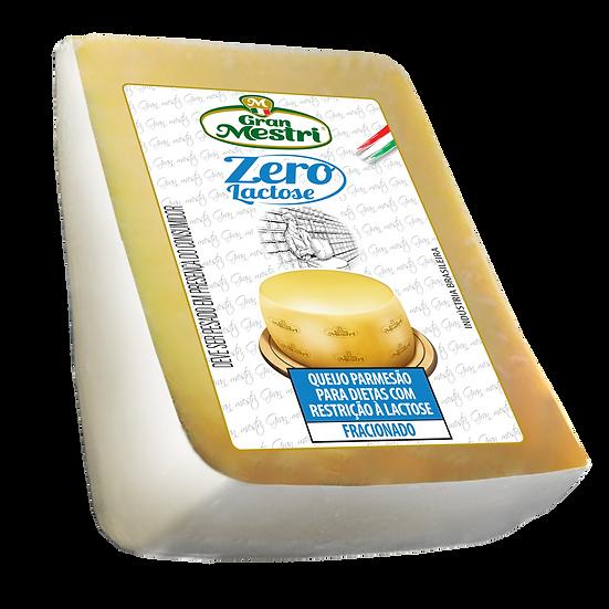 Parmesão Fracionado Zero Lactose 150g - Gran Mestri
