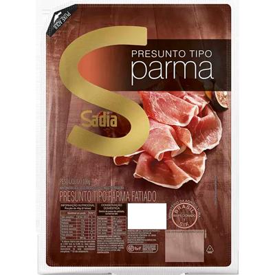 Presunto Parma Fatiado - Sadia (100g)