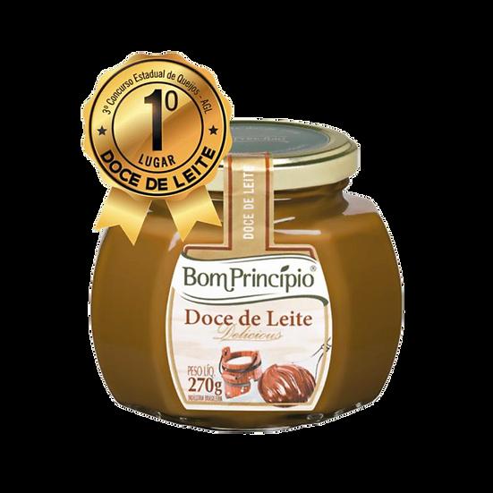 Doce de Leite - Bom Princípio (270g)