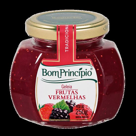 Geleia de Frutas Vermelhas - Bom Princípio (250g)